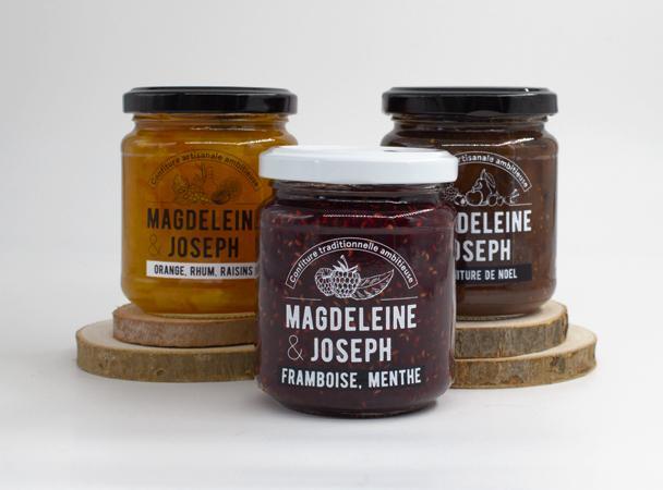 Magdeleine & Joseph