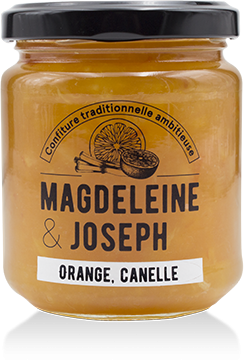 Orange, cannelle